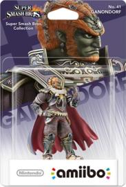 Amiibo Super Smash Bros Ganondrof (Amiibo Nieuw)