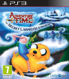 Adventure Time Secret of the Nameless Kingdom (ps3 nieuw)
