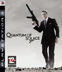 007 Quantum of Solace  (ps3 used game)