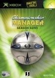 Championship Manager Season 02/03 (xbox used game)