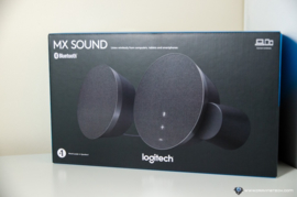 Logitech MX Sound Bluetooth Speakers (PC nieuw)