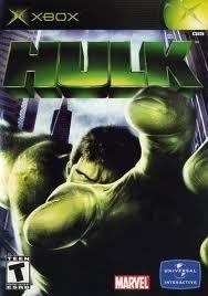 Hulk zonder boekje (xbox used game)