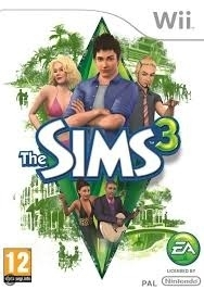 De Sims 3 (wii used game)