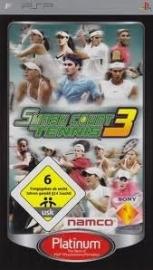 Smash Court Tennis 3 platinum (psp used game)
