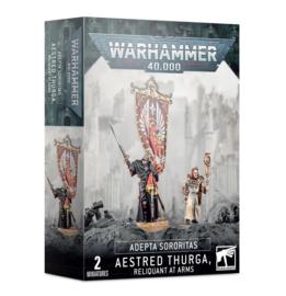 Adepta Sororitas Aestred Thurga (Warhammer 40.000 nieuw)