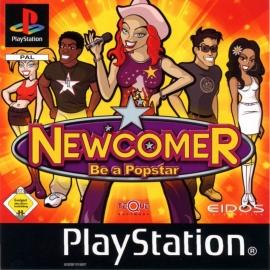 Popstar Maker zonder boekje en cover (PS1 tweedehands game)
