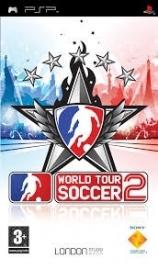 World Tour Soccer 2 zonder boekje (psp used game)