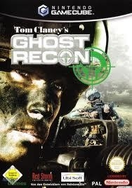 Tom Clancy's Ghost Recon zonder boekje (Nintendo Gamecube tweedehands game)