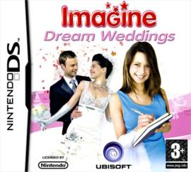 Imagine Dream Weddings  (Nintendo DS nieuw)