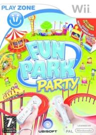 Fun Park Party zonder boekje (Nintendo wii tweedehands game)