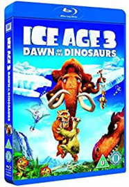 Ice Age 3 Dawn of the Dinosaurs Blu-ray + DVD (Blu-ray tweedehands film)