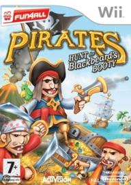 Pirates hunt for Blackbeard's Booty (Nintendo Wii Tweedehands game)