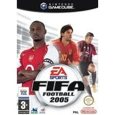 Fifa Football 2005 (gecopieede cover) (Gamecube used game)