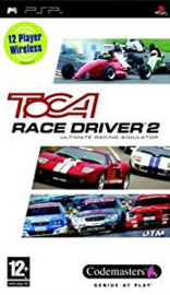 Toca Race Driver 2 (psp used game)