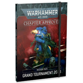 Chapter Approved Grand Tournament 2020 (Warhammer 40.000 nieuw)
