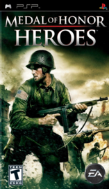 Medal of Honor Heroes (psp used game)