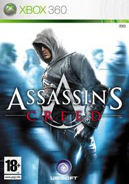 Assassin's Creed zonder boekje (xbox 360 used game)