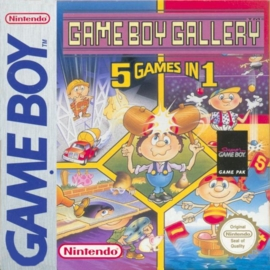 Gameboy Gallery  losse cassette (Gameboy  tweedehands game)