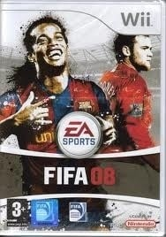 FIFA 08 (wii used game)