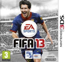 Fifa 13  (Nintendo 3DS nieuw)