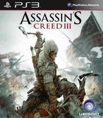 Assassin's Creed III zonder boekje (ps3 used game)