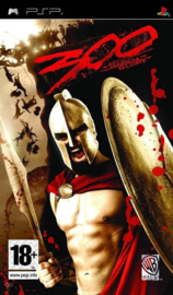 300: March to Glory  (psp tweedehands game)