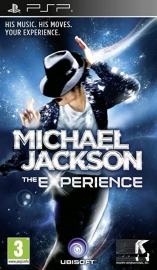 Michael Jackson the Experience (psp tweedehands game)
