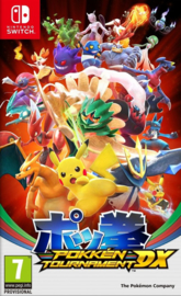 Pokken Tournament DX (Nintendo Switch nieuw)