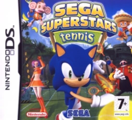 Sega Superstars Tennis (DS nieuw)