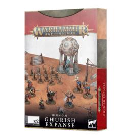 Age of Sigmar Realmscape Ghurish Expanse (Warhammer nieuw)