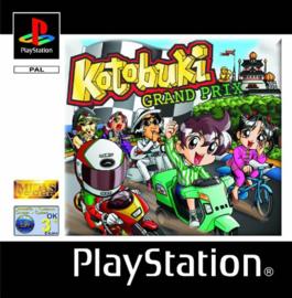 Kotobuki Grand Prix (PS1 tweedehands game)