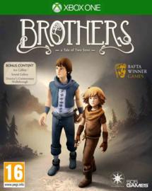 Brothers a tale of two sons zonder boekje (Xbox One nieuw)