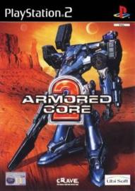 Armored Core 2 zonder boekje (ps2 tweedehands game)