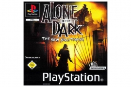 Alone in the Dark the new Nightmare (ps1 used game)