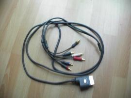AV hd kabel (xbox 360 tweedehands)