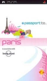 Passport to... Paris (psp used game)