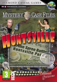 Mystery Case Files Huntsville (pc game nieuw)
