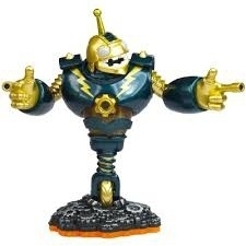 Skylanders Giants Legendary  Bouncer (serie 2) (skylander used)
