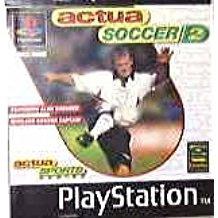 Actua Soccer 2 (PS1 tweedehands game)
