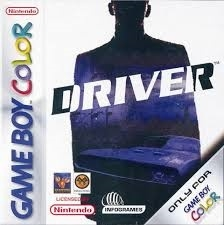 Driver losse cassette (Gameboy Color tweedehands game)