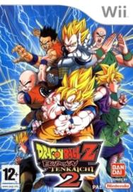Dragon Ball Z Budokai Tenkaichi 2 zonder boekje (Wii tweedehands game)