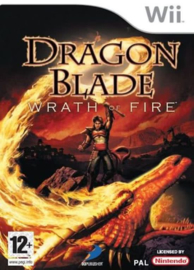 Dragon Blade: Wrath of Fire  zonder boekje (wii used game)