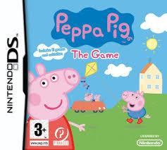 Peppa Pig The Game zonder boekje (Nintendo DS tweedehands game) (Engels)