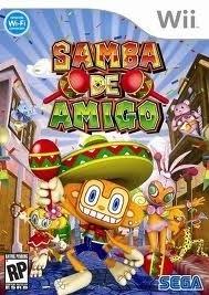 Samba de Amigo zonder boekje (wii used game)