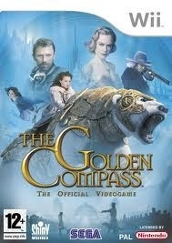 The Golden Compass (wii used game)