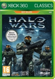 Halo Wars  Classics (xbox 360 used game)