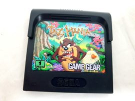 Taz-Mania losse cassette (Sega Game Gear Tweedehands game)