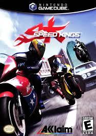 Speed Kings zonder boekje (Nintendo Gamecube tweedehands game)