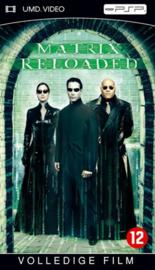 Matrix Reloaded (psp film nieuw)