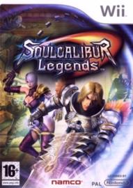 Soulcalibur Legends  (Nintendo wii tweedehands game)
